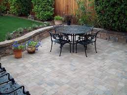 patio materials and surfaces