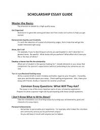 College Scholarship Essays 4 4 Stages In Assignment Writing The Open University Ideas For