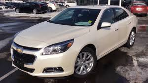 New 2014 Chevrolet Malibu LTZ Review | ST#140179 - YouTube