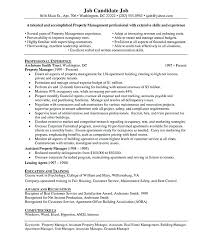 Property Manager Cover Letter Commercial Property Manager Cover