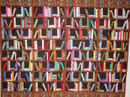 How Do You Organize Your Quilt Books? | O.V. Brantley Quilt Studio & Fulton ... Adamdwight.com
