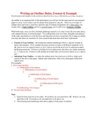 writing an outline car transport