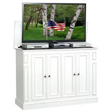 harbor white lift cabinet foot of the bed lifts office tv ikea popup mediamax crystal brown lift cabinet traditional office tv
