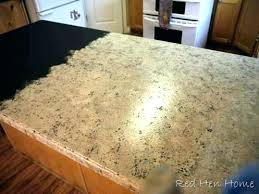 new countertop resurfacing