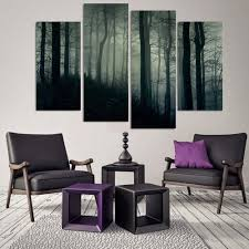 Wall Art Sets For Living Room Compare Prices On Horror Wall Art Online Shopping Buy Low Price