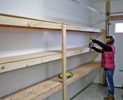 garage shelving garage shelving pictures 2 how to build garage shelving easy and metal garage shelving