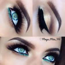 cool makeup ideas for blue eyes beauty has great s for blue eyes