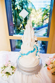 Disney Princess Wedding Cake Toppers On Trend A Towering All White