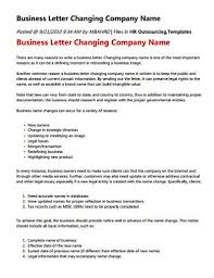 To, star cement limited, california, usa. 10 Company Name Change Letter Templates In Google Docs Word Pages Pdf Free Premium Templates