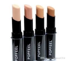 popfeel foundation stick concealer makeup concealer stick perfect concealer stick face primer base natural concealer brush green concealer from fashion1314