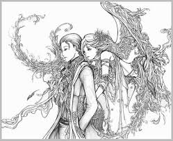 Fantasy Coloring Pages For Adults Elegant 17 Best Images About
