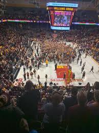 Photos At Williams Arena