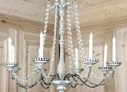 full size of shabby chic white crystal chandelier diy target amazing breathtaking home improvement scenic mason
