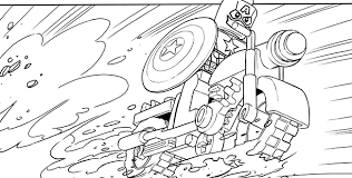 Small Picture AVENGERS 4 Coloring Page Activities Marvel Super Heroes LEGOcom
