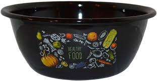 <b>Миска Appetite Healthy Food</b>, 1с7с, черный, 1,5 л — купить в ...
