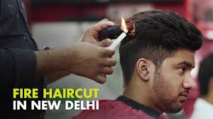 Computerized Hair Style fire haircut in new delhi oddly in india youtube 3655 by wearticles.com
