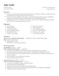 Customer Service Experience Examples For Resume Professional Customer Service Student Templates to Showcase Your 42