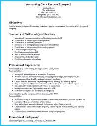 Accounting Skills Resume Accountant Resume Skills Jobsxs Com