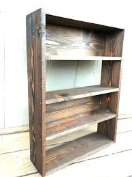 wooden shelving units for storage pallet shelving unit shelf for storage wood shelves and bookcase