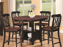 Pub Style Kitchen Table Sets Kitchen Table Charming White Accent Dining Room Painting Feat
