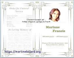 Funeral Invitation Template Funeral Invitation Card Template Unique