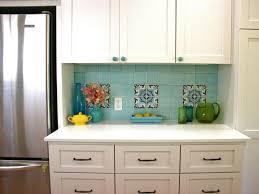 Blue Tiles For Kitchen Multi Color Backsplash Tile Blue Tile Ideas Beautiful Multi
