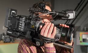 sony f55. we recently built up three sony pmw-f55 ($28,990) cameras for a customer eng use. these kits are obviously around f55 body and use the