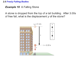 Free Fall Powerpoint Ap Physics Chapter 2 Powerpoint