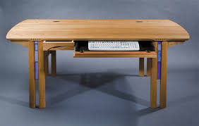 custom built office desk. Custom Made, High-end Office Furniture. Charles Rennie Mackintosh Inspired Home And Built Desk I