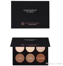 anastasia contour cream kit light to um tan contour kit palette makeup face powder foundation anastasia bronzers highlighters kit whole makeup