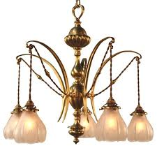 art nouveau chandelier art chandelier antique art nouveau chandeliers