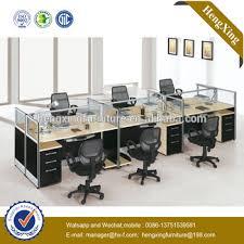 office desk workstation. e1 mdf office desk melamine partition workstation hxnpt017 u