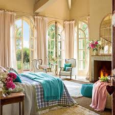 pink modern bedroom designs. Beautiful Bedroom Decorating In Unique Vintage Style With Bright Pink And Blue Accents Modern Designs