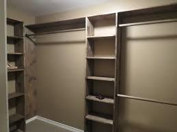 diy closet shelves walk in closets no more living out of laundry baskets