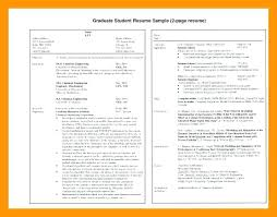 Two Page Resume Format Awesome Two Page Resume Template Free Download 24 Format Sample Letsdeliverco
