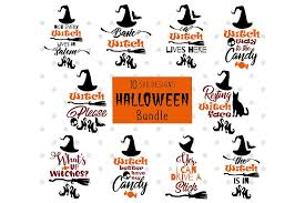 While you may sell any items made using these files, you may not in any way resell the. Halloween Bundle Graphic By Danieladoychinovashop Halloween Photography Portfolio Template Dxf