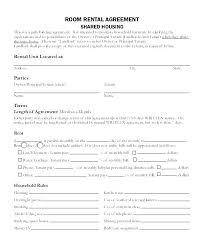 Basic Rental Agreement Template Basic Rental Agreement Template