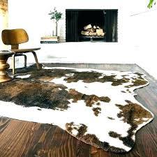 beneficial fake cowhide rug j70711 fake cowhide rug ikea