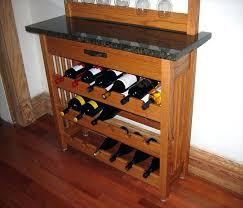 cherry wine racks home bar parts medium size of rack a better with decor design inside inspirations 9 wood furniture wine rack bar e64 wine