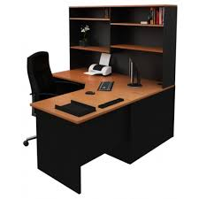 corner office desk ideas. Interesting Desk Anvil White Corner Office Desk Stock With Regard To  Desks Ideas  For