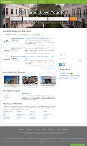 Top Rated Job Sites Glassdoor Competitors Revenue And Employees Owler Company Profile