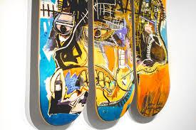 Artist Designed Skateboards The Skateroom Drops Artist Collab Sets At Woaw Woaw