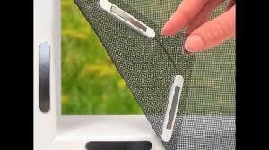 Easymaxx Moskitonetz 150x130cm Für Fenster Mit Magnetbefestigung
