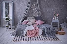 pink and grey bedroom ideas pink and