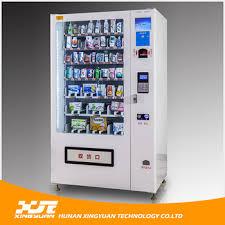 Self Service Vending Machines Inspiration Medical Products Selfservice Vending Machine With Cooling System