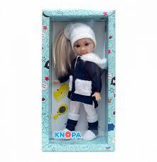 <b>Кукла</b> Элис зимняя. <b>Кнопа</b>. Пластмастер, 2019г. купить в ...