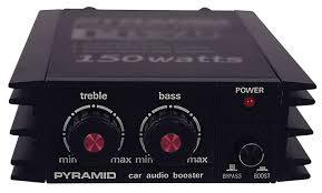 pyramid pb70 150 watt power amplifier booster pb70 pyramid pb70 150 watt power amplifier booster