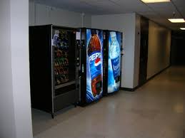 How To Get Vending Machines Placed Inspiration University Culinary Services Vending Machines Sonoma State University