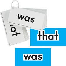 Ezread Dolch Primer Sight Word Flash Cards