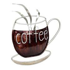 majestic coffee metal wall art interior design ideas lovely in conjunction with extremely creative together cup